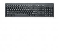 Клавиатура JT-710/ KB558 BLACK PS/2