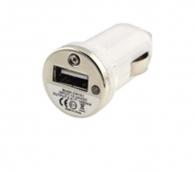 Зарядно устройство 12V USB 1000mA за кола