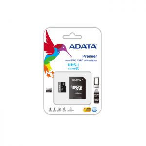 Карта памет   16GB SDMIC+ADA UHS-I CL10 ADATA