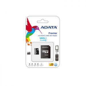 Карта памет   16GB SDMIC+ADA UHS-I CL10 ADATA