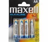 Алкална батерия MAXELL AA 1.5V LR6