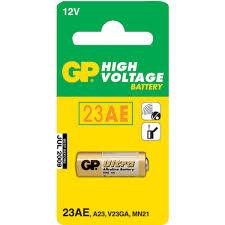 Батерия GP 23AE A23 12V