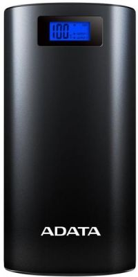 ADATA POWER BANK P20000D 20AH Black
