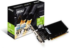VGA Palit nVidia GT710 2048MB 64BIT D3, CRT+DVI+HDMI PCI-E