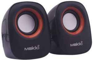 Makki Тонколони Speakers 2.0 USB - MAKKI-SP2-017