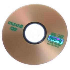 DVD-R MAXELL 16X 4.7GB 120min